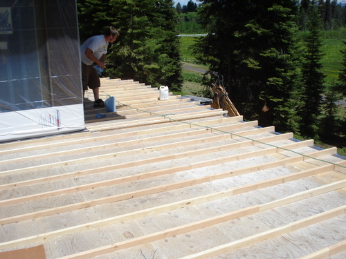Deck Waterproofing Membrane : Energyseal air barrier systems llc